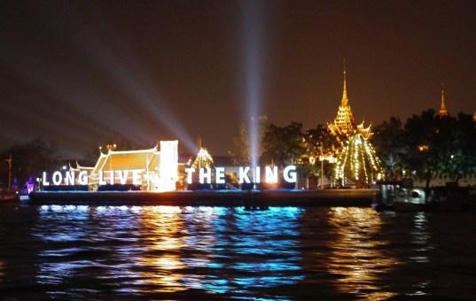 Si parte da Bangkok