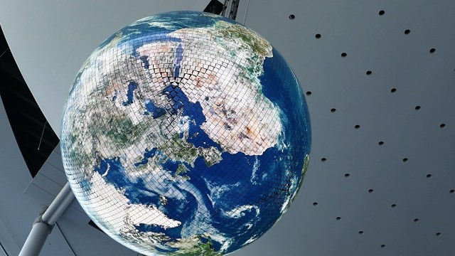 Geo-Cosmos: Europa und Afrika