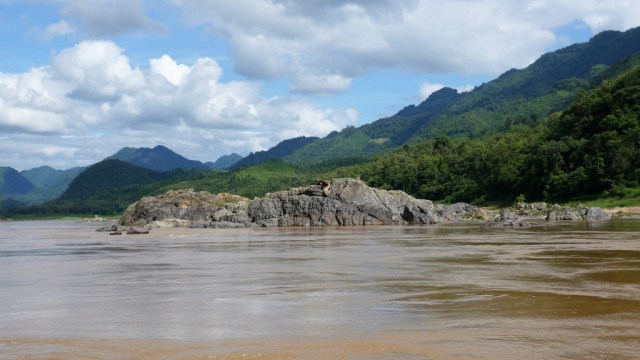 Die große Mekongtour Etappe 1: Der Mekong im Norden von Laos