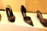 Manolo Blahnik shoe event at Saks Fifth Avenue