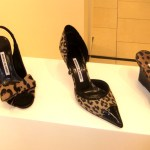 Manolo Blahnik launches exclusive line at Saks Fifth Avenue