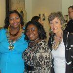 Nikka Shae with Tamika Morrison and Linda Cox