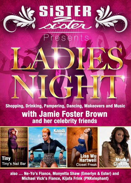 Sister2Sister Ladies Night Out