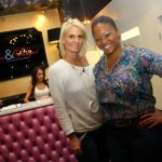 Dawn Riel of Polished & Primped and Rosalynn of Chic Tour
