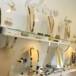 Exclusive pieces on display at Estella's