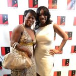 Publicist Nadia Matthews and L.A. Bonds