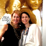 Susan Pence and Kelli Sasser of One Hundred Days