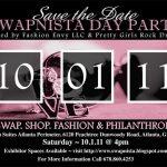 SWAPNISTA: Atlanta's Premiere Fashion Swap & Day Party