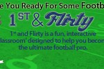 1st & Flirty by Jersey Girls Sports