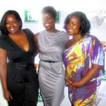 Tami Reed with Talking with Tami, Saptosa Foster and Shante Bacon with 135th Street Agency PR