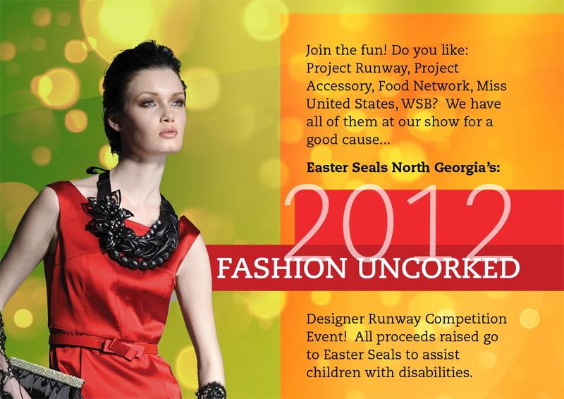 Fashion Uncorked 2012