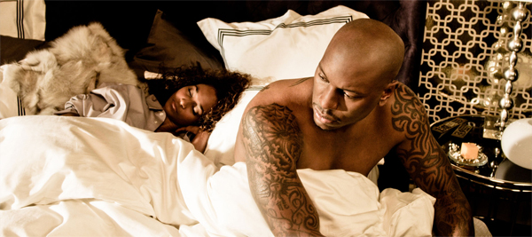 "Tyrese ""Nothing On You,"" featuring his beautiful leading lady, Chilli"