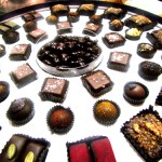 Delectable treats by Vosges gourmet chocolates