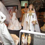 Capture yourself in miniature form with a custom wedding doll