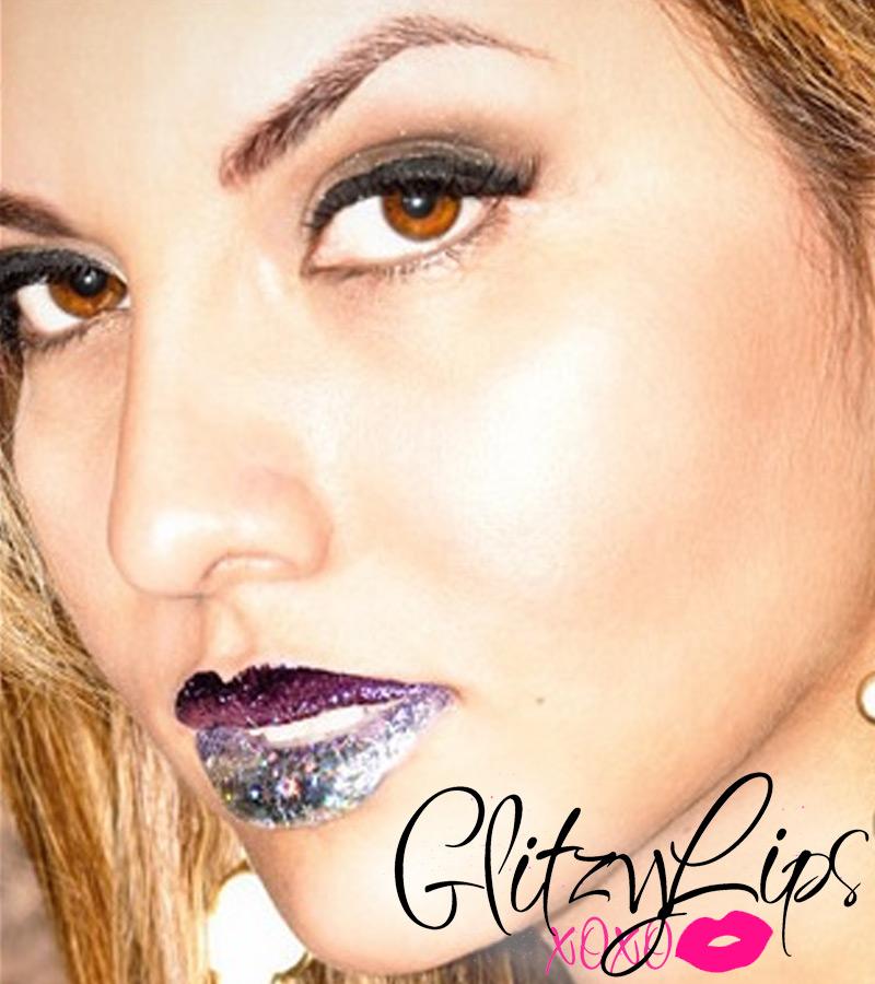 Glitzy Lips