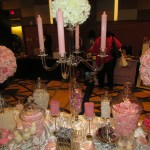 How about a delicious candy bar for your wedding guest?