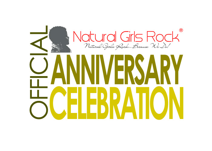 Natural Girls Rock Anniversary Celebration