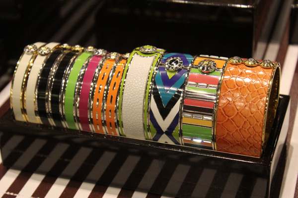 Love these Henri Bendel bracelets