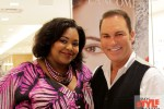Nikka Shae with International Makeup Artist Ricardo Costales