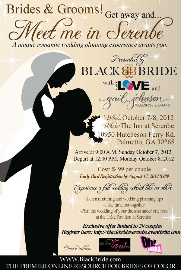 Meet Me in Serenbe - Black Bride