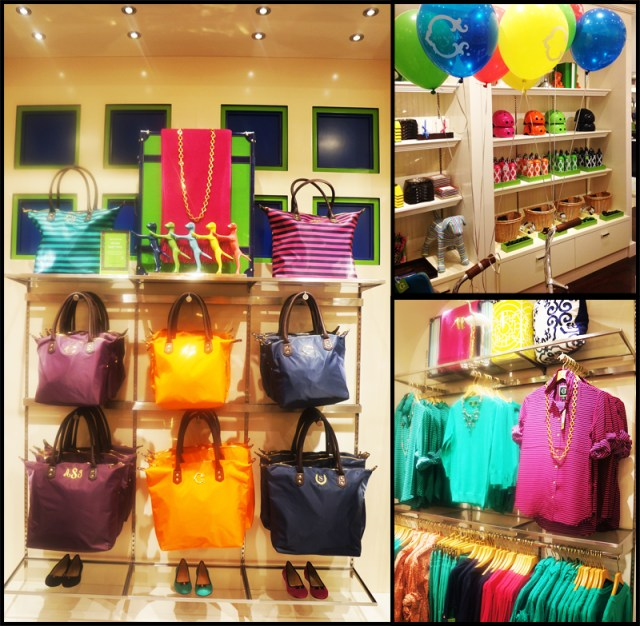Luv the C. Wonder concept and colorful collection
