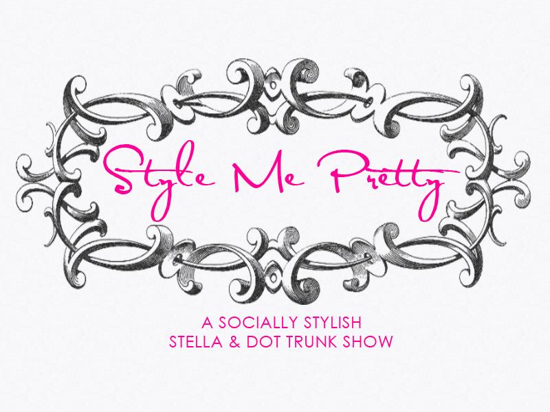 Style Me Pretty - Stella & Dot Trunk Show