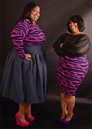 Tamikia & Nikia Bell of Unique Sisters Designs