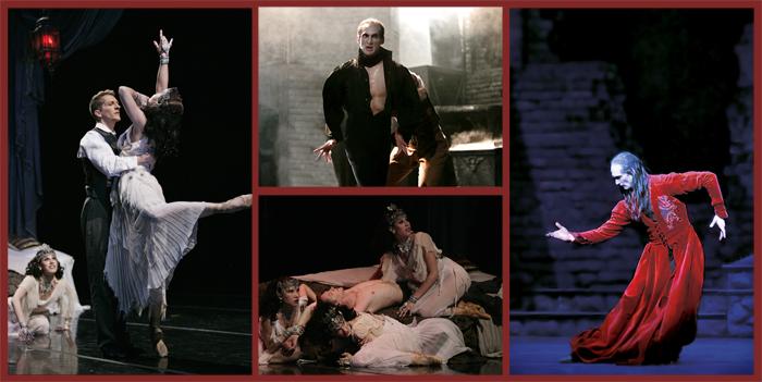 Atlanta Ballet presents Michael Pink's Dracula