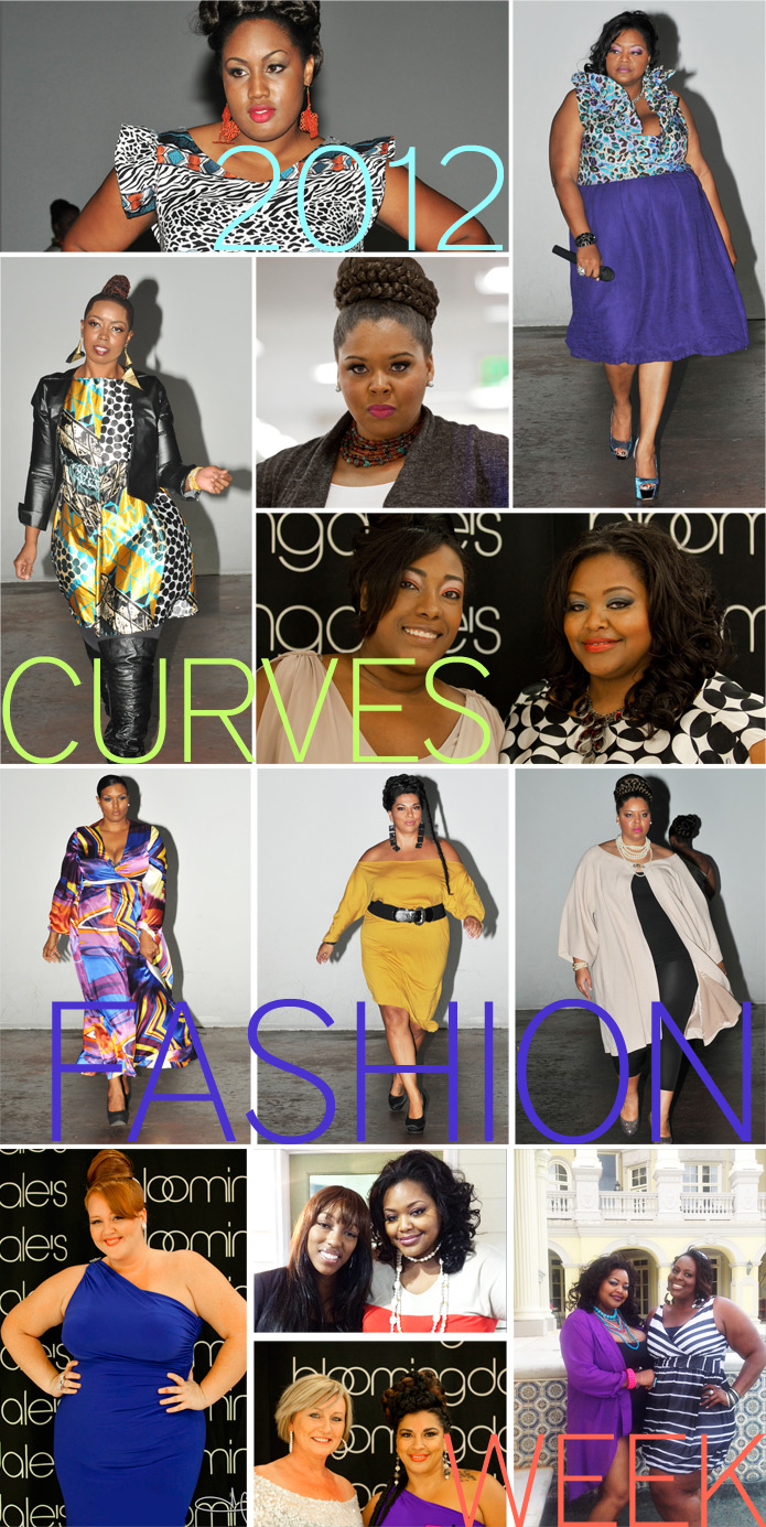 CURVES Fashion Week 2012