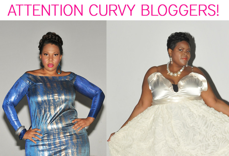 CURVES Fashion Week Blogger Ambassador
