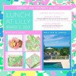Lunch at Lilly: A one-day shopping celebration
