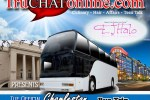 Tru Chat Online - Charleston Natural Hair Expo - Bus-Trip