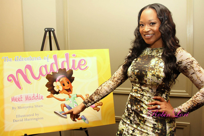 Monyetta Shaw children's The Adventures of Maddie