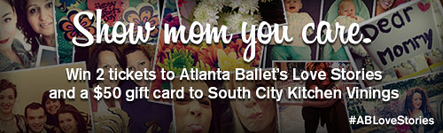 Atlanta Ballet Instagram contest