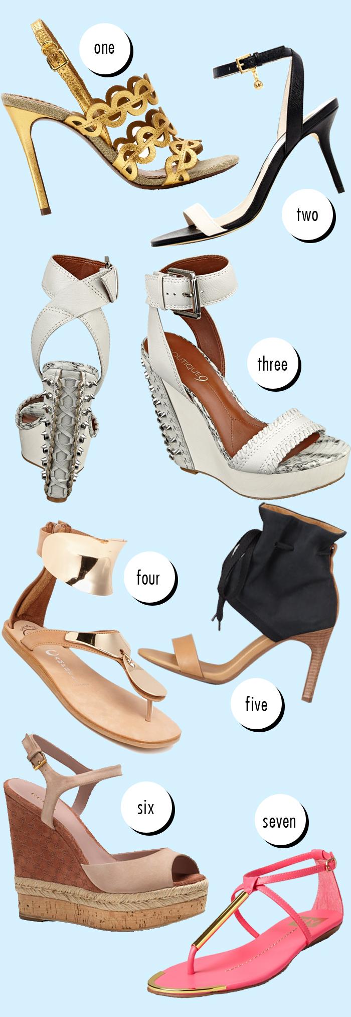 Stylish Summer Sandals