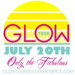 Glow Tour 2013
