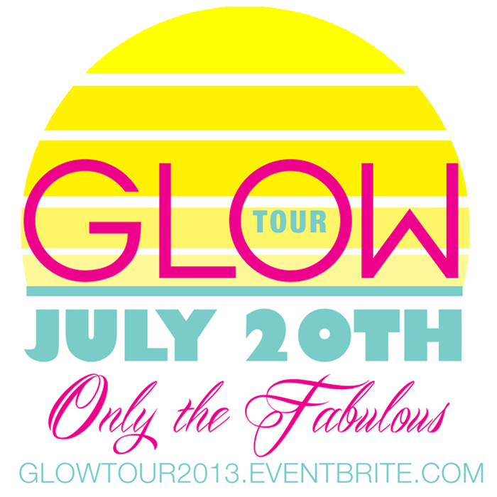 Chic Boutique Glow Tour - Summer 2013