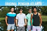 Original Penguin and Bert's Big Adventure hosts charity event at Lenox Square