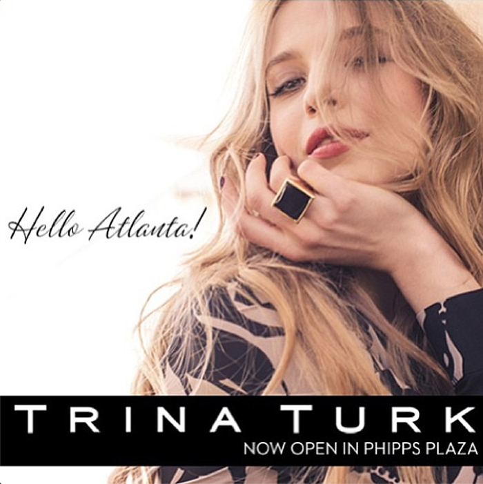 Trina Turk Grand Opening at Phipps Plaza in Atlanta