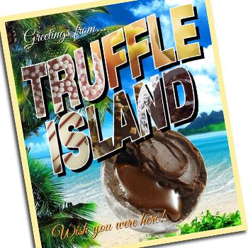 Godiva Truffle Island