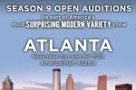 America's Got Talent - Atlanta Auditions