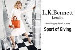 L.K. Bennett London - The Sport of Giving