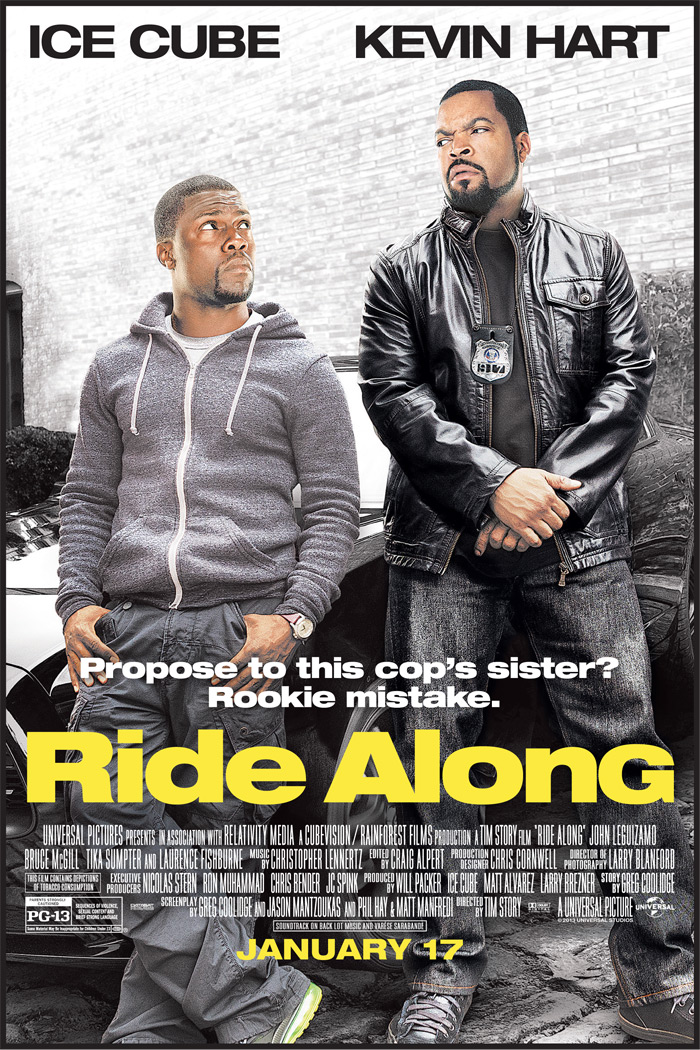 Universal Pictures' RIDE ALONG