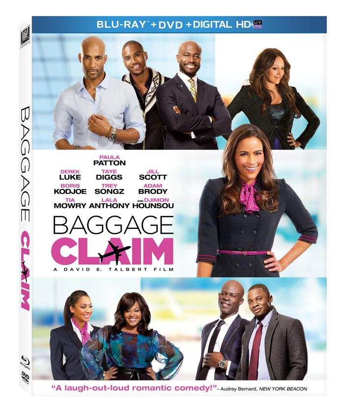 Baggage Claim on Blu-ray DVD