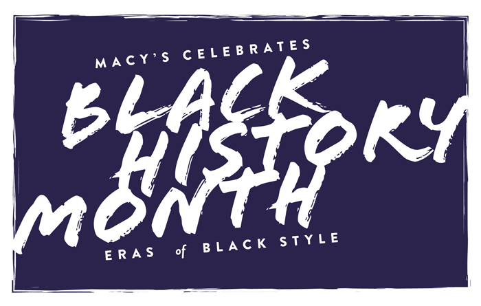 Macy's Black History Month 2014