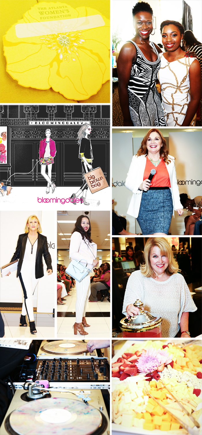 Bloomingdale's hosts fashion showcase to benefit Atlanta Women's Foundation