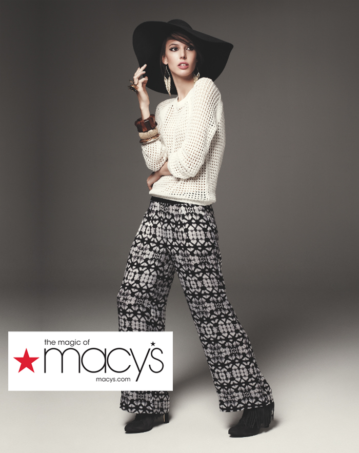 Macy's Spring Fashion event at Cumberland Mall