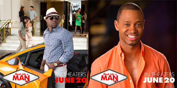 Kevin Hart & Terrence J star in Think Like A Man Too
