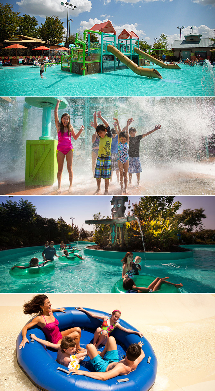 White Water waterpark Branson Missouri