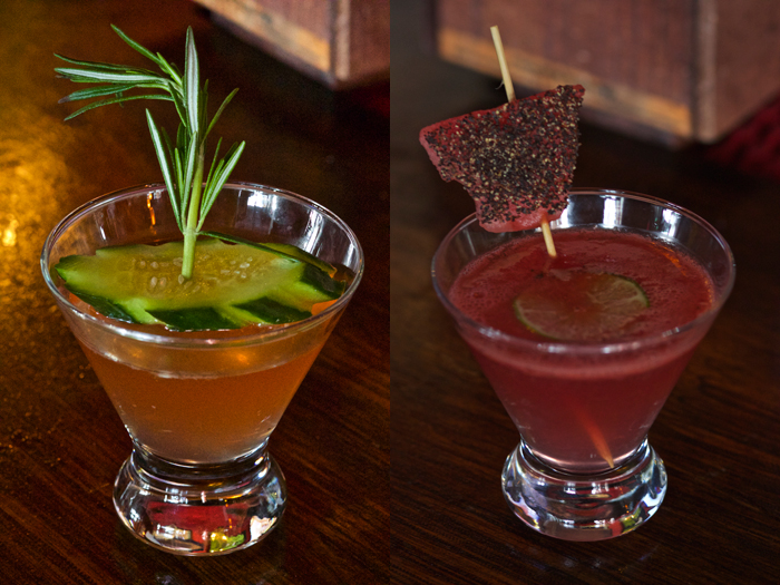 Sultry sips at Red Martini lounge in Buckhead